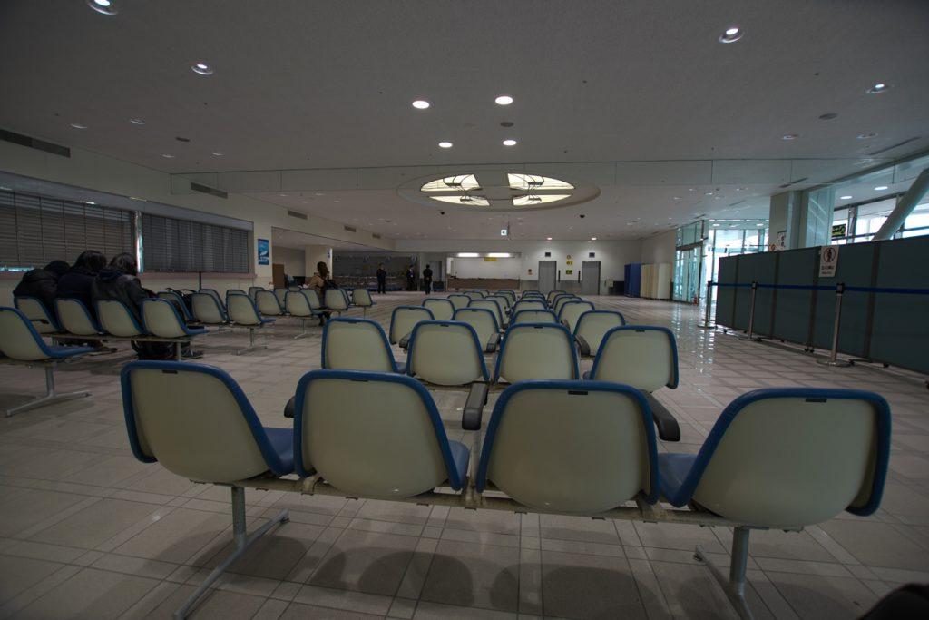 ポートターミナル1F