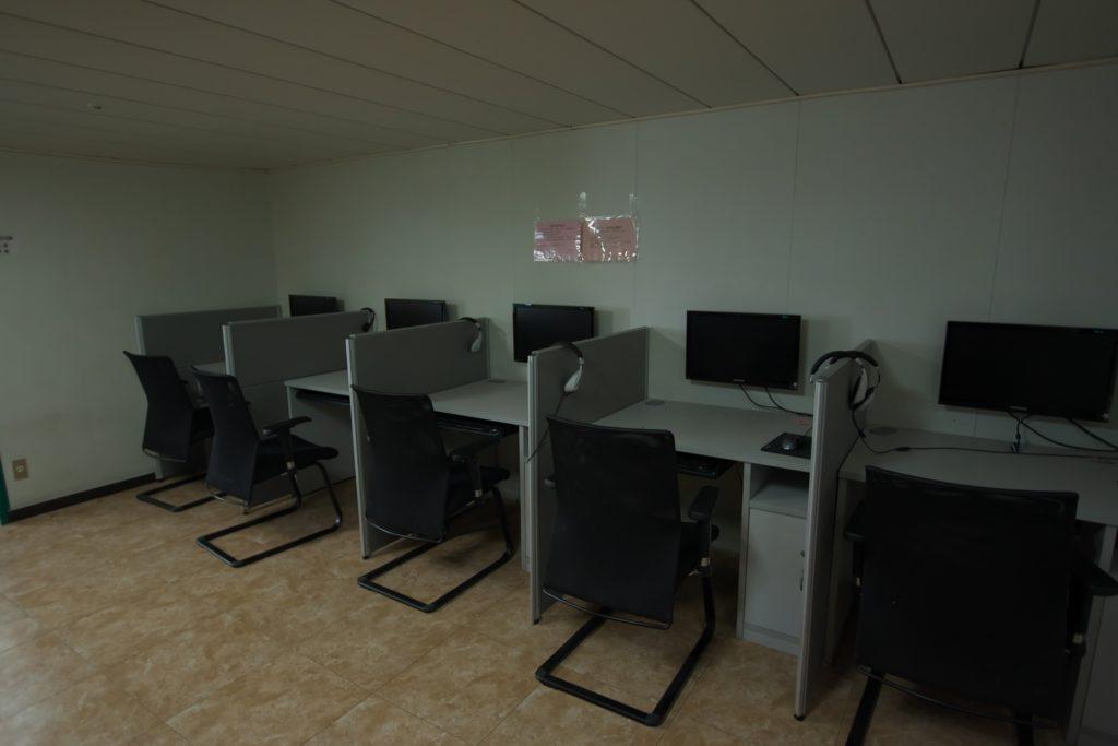 新鑑真パソコン室