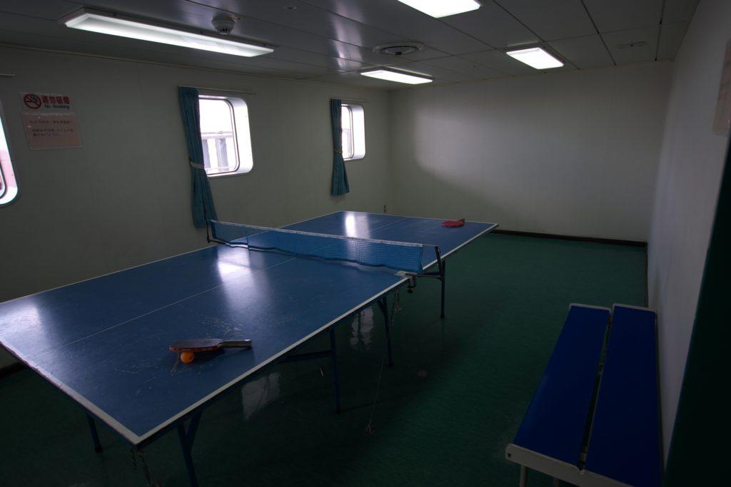 新鑑真卓球室