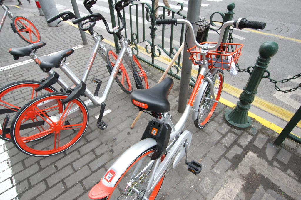 上海レンタサイクル