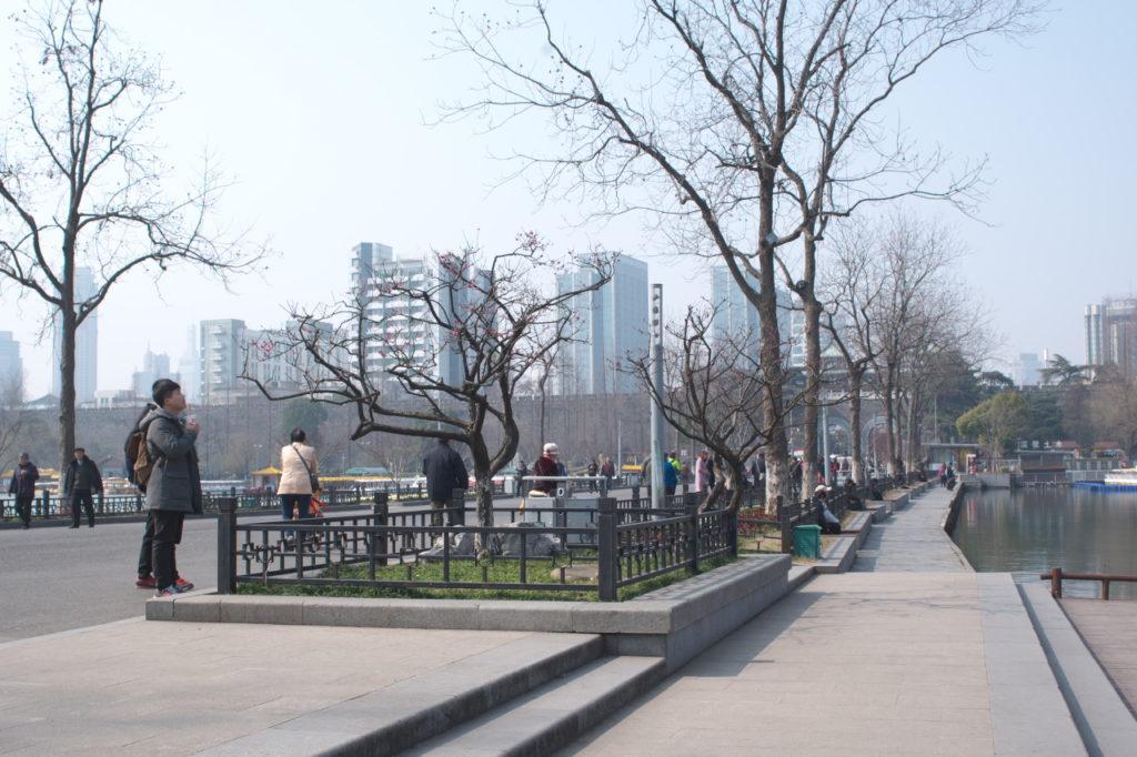 玄武湖景観地区