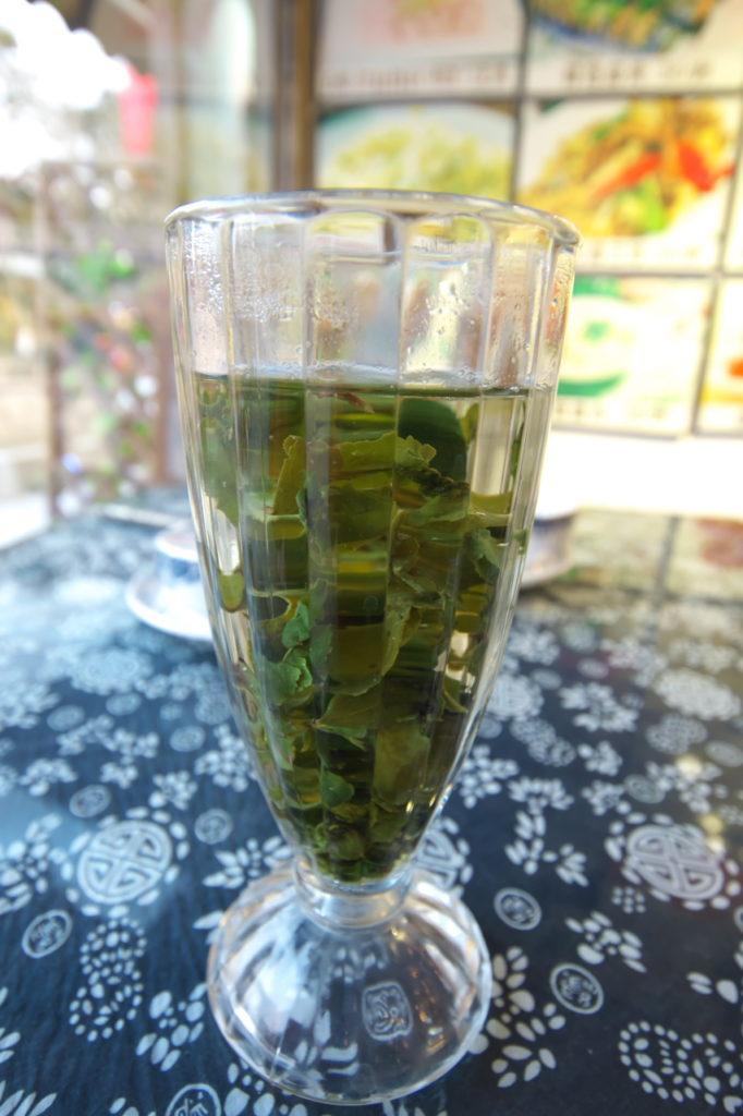 ウーロン茶・・・