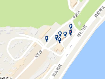 珠海ホステルマップ