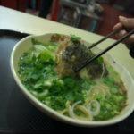 福州観光と魚な1日(2017年3月6日)