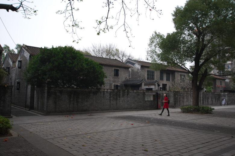 聚龍村民居