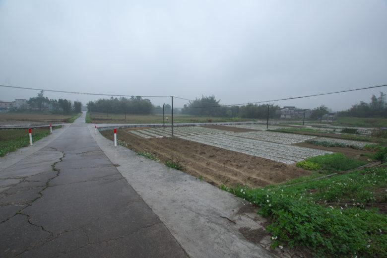 錦江里十字路