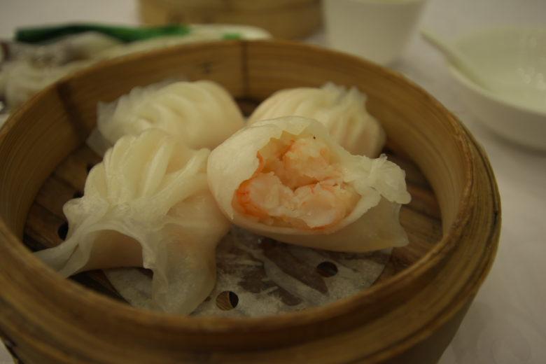 蝦餃(ハーガウ)