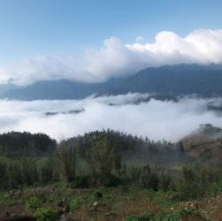 サパの雲海