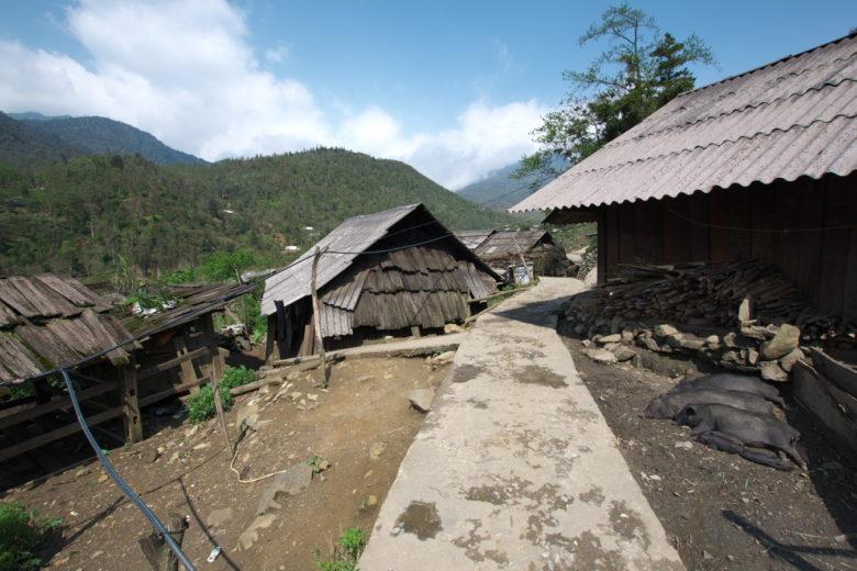 シン・チャイ村