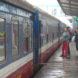 ハノイからダナン行きの鉄道に乗る(2017年3月29日)