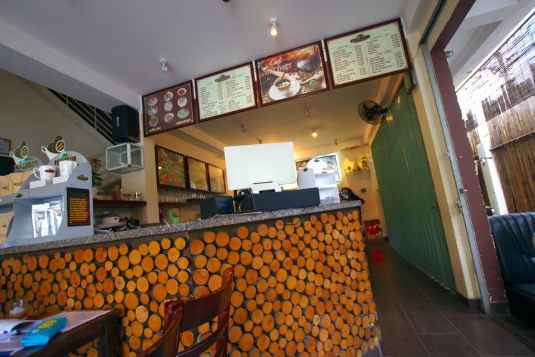 caracoliカフェ