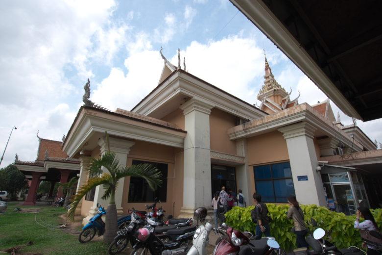 カンボジアイミグレ