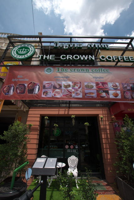 THE CROWN COFFEE