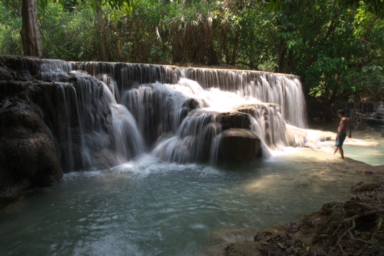 クアンシ―の滝