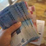 「がんばらないバックパッカー」のインドネシア旅行総費用