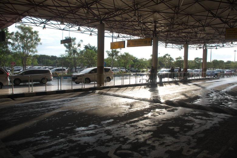ジュアンダ国際空港