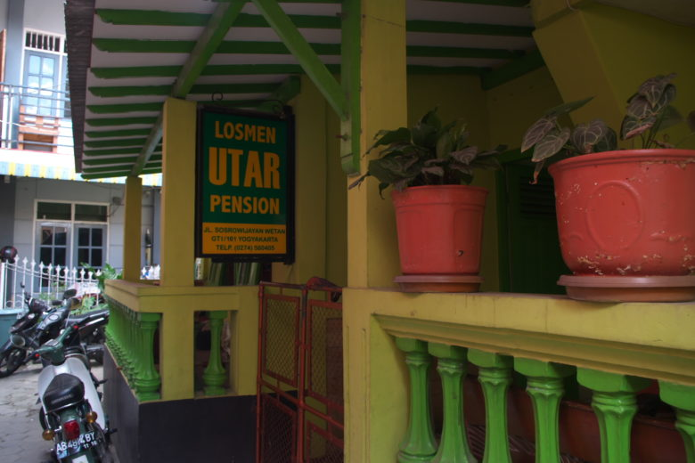 Losmen Utar Pension