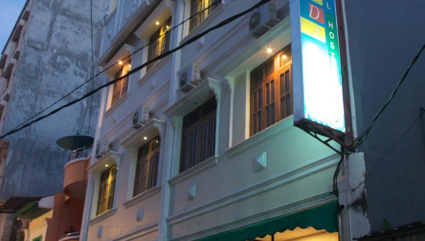 Legenda Beril Hostel