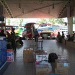 ブルネイからマレーシアのビントゥルへバス移動(2017年6月14日)
