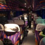 ビントゥルからクチンへ夜行バス移動(2017年6月17日~18日)