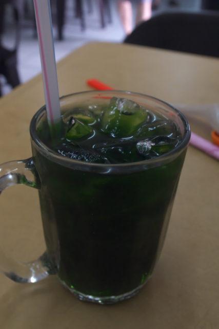 ウィートグラスジュース