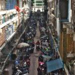 バンコクで親知らずを抜いた2回目(2017年7月1日)