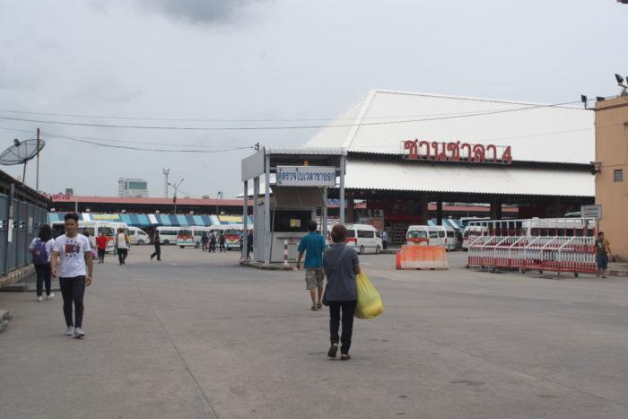 モチットバスターミナル