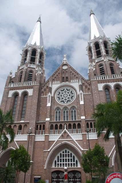 セント・メアリー・大聖堂