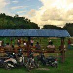 ヤンゴンからタウングーへバス移動(2017年7月14日)