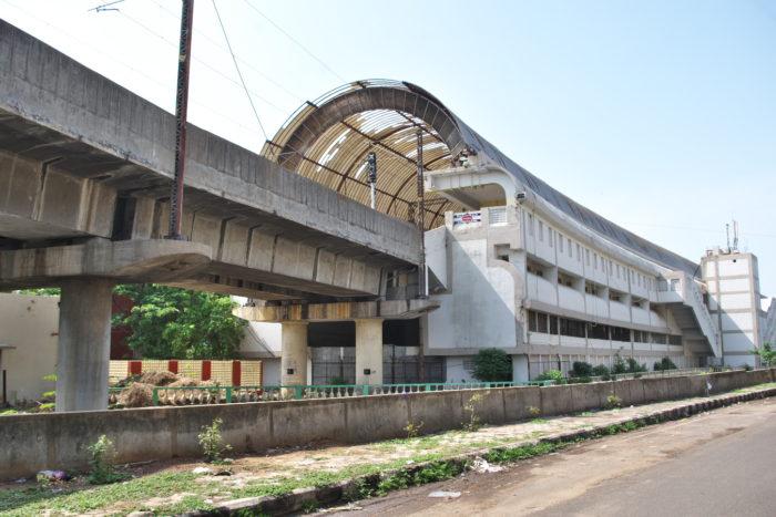 Chepauk駅