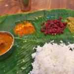 チェンナイで南インド料理を食す!(2017年8月3日)