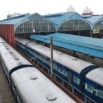 インドの鉄道は乗りやすい!!