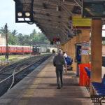 スリランカ鉄道でゴールからコロンボへ移動!(2017年9月1日)