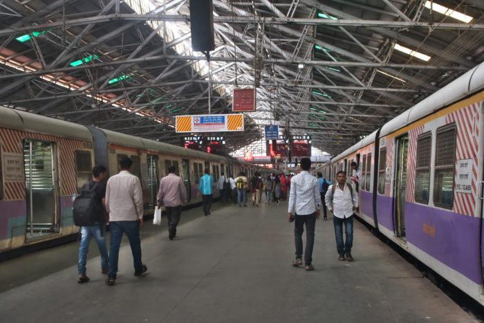 Chhatrapati Shivaji Terminus駅