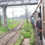 ムンバイ市内の鉄道を乗り倒した!(2017年9月10日)