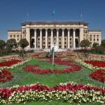 アルマトゥイでウズベキスタンビザを受取った!(2017年9月21日)