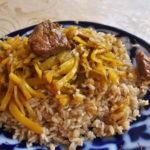 これがうまかった!中央アジアの食べ物・名物5選