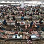 ウズベキスタン首都タシケント市場歩き他(2017年10月12日~13日)