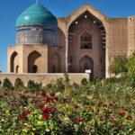 テュルキスタンの世界遺産ヤサヴィー廟観光!(2017年10月15日)