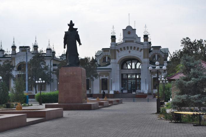 テュルキスタン駅