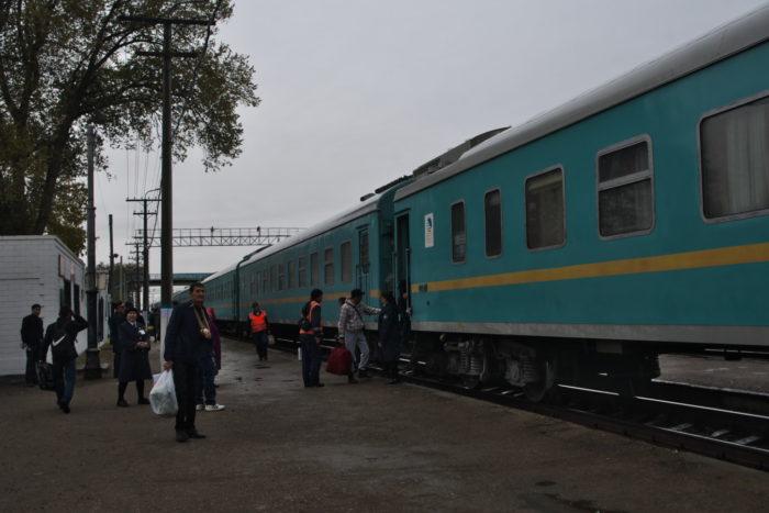 シャルカル駅
