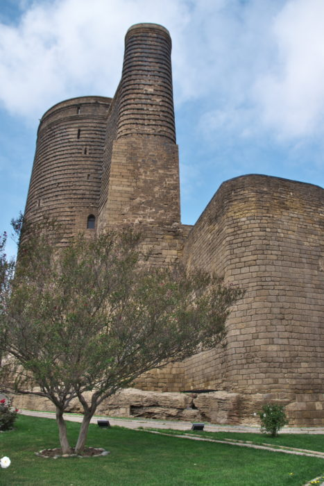 乙女の塔(Maiden's Tower)