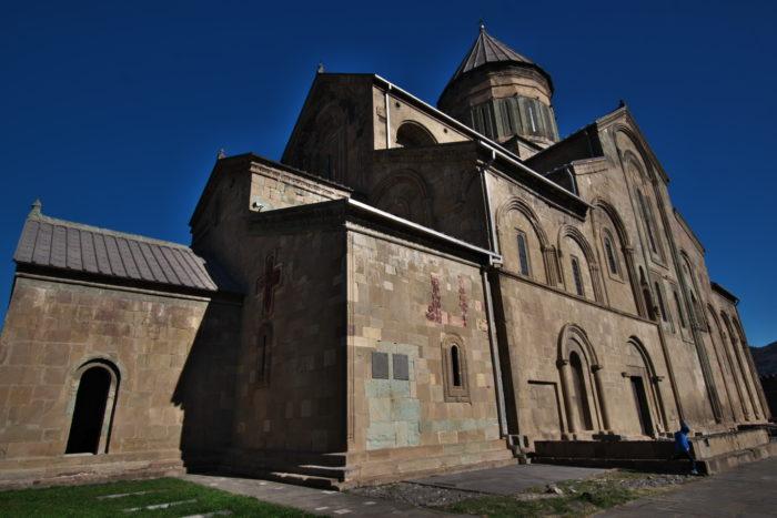 スヴェティツホヴェリ大聖堂