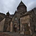 「洞窟の修道院」世界遺産ゲガルド修道院に行った(2017年11月11日)