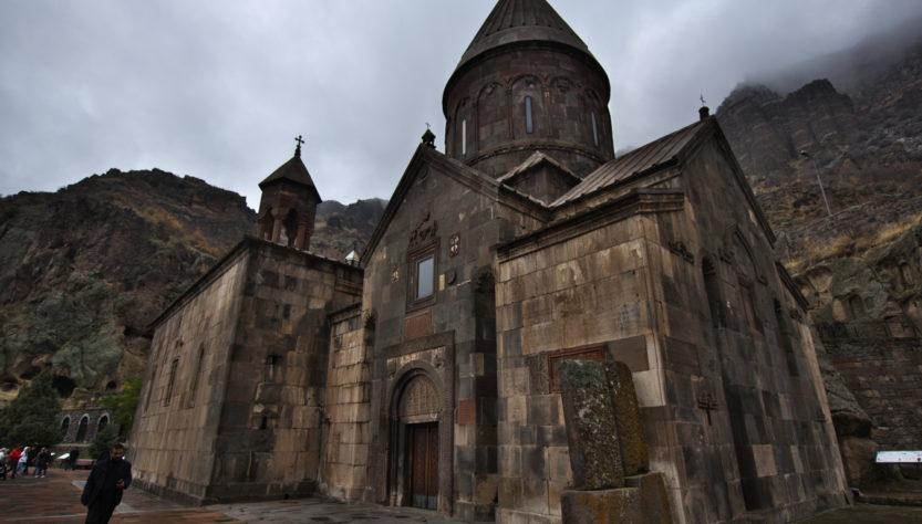 ゲガルド修道院
