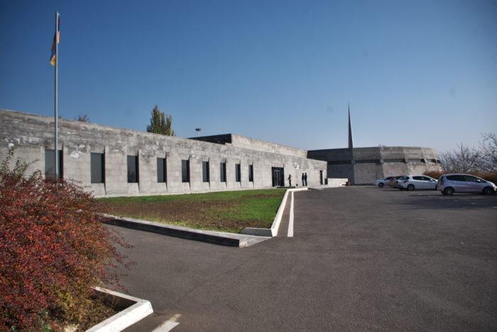 アルメニア虐殺記念館