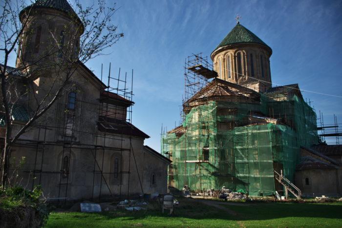 ゲラティ修道院の画像 p1_32