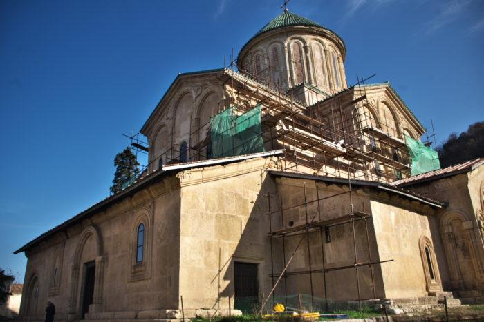 ゲラティ修道院の画像 p1_35