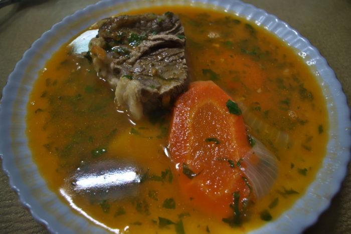 ミートスープ