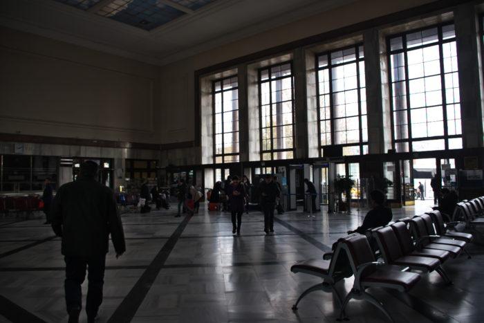 アンカラ駅